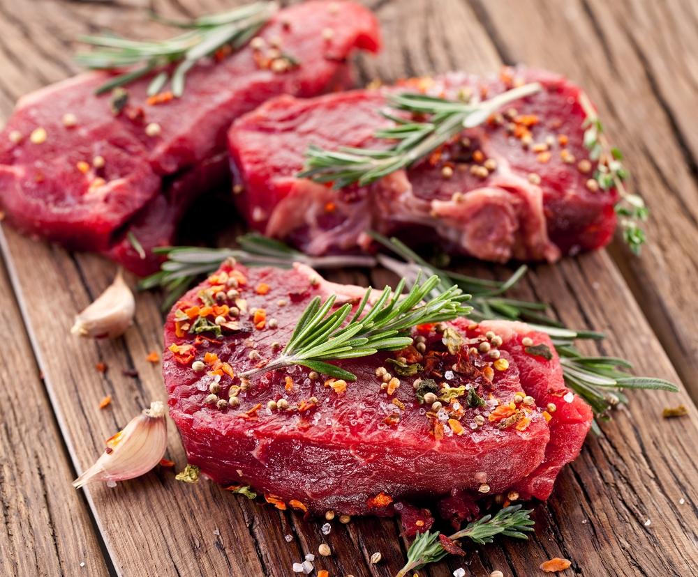 Langsam gewachsenes Rindfleisch für bewusste Fleischesser